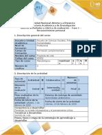 Guía de actividades y rúbrica de evaluación - Fase 1 - Reconocimiento personal.doc