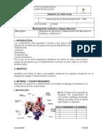 Administración del Mantenimiento Unidad 2 Taxonomía de los equipos de mantenimiento y conservación industrial.