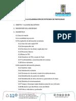 PROTOCOLO PARA LA ELABORACIÓN DE ESTUDIOS DE MOVILIDAD PARA LA CIUDAD DE MEDELLÍN