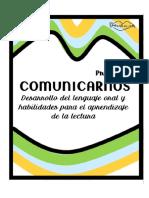 PROGRAMA COMUNICARNOS. EL LENGUAJE ORAL CIMIENTO DEL PROCESO LECTOESCRITOR.pdf