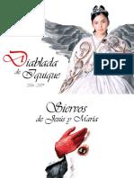 Libro Diablada de Iquique