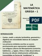 La matemática griega 1.pdf