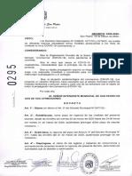Decreto Coronavirus - Municipalidad de San Pedro