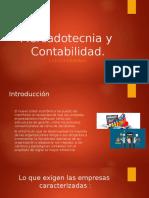 Presentación 3) Mercadotecnia y Contabilidad