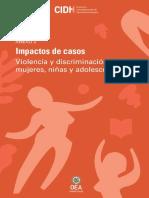 CIDH Violencia Discriminacion Mujeres Anexo2 Es
