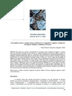 Lgt. GONÇALVES SEGUNDO (2014) - Convergências Entre ACD e LC - Integração Conceptual Metáfora Dinâmica de Forças