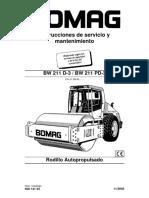 BW211D-3 Operación y Mantención.pdf