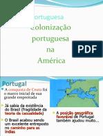 amc3a9rica-portuguesa-colonizac3a7c3a3o_97-2003.ppt