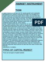 Sam cap market