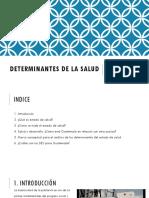 Presentación Determinantes de la Salud (1)