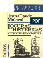 MALEVAL, Jean-Claude - Locuras histéricas y psicosis disociativas.pdf
