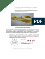 Instrucciones bobina con toroide en material powder cores