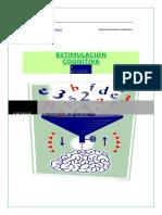 Estimulacion cognitiva bloque 2 ( ejercicios de memoria).