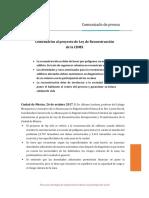 Comunicado de Prensa_ARU_26.10.2017_2