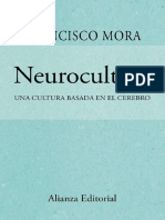 Neurocultura - Francisco Mora