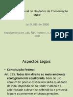 Sistema Nacional de Unidades de Conservação