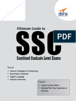 Ultimate Guide to SSC Combined Graduate Level - CGL (Tier I & Tier II) Exam 5th Edition.pdf