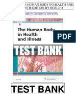 Human Body Health Illness 6th Herlihy Test Bank