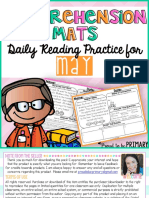 5-may comprehension mats complete