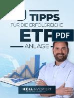 E Book ETFs Kaufen Aber Richtig