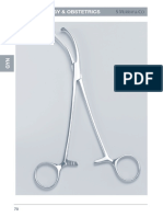 surgical instruments in gynaecology-obstetrics