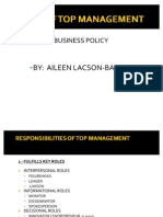 report-business policy