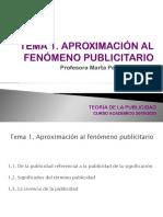 TªPb_Tema 1.1_DE LA PUBLICIDAD REFERENCIAL A LA PUBLICIDAD DE LA SIGNIFICACIÓN