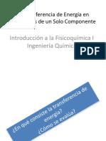 CHARLA INTRODUCTORIA A LA FQ I 2017-1