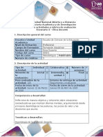 Guía de actividades y rúbrica de evaluación - Escenario 3 - Ética docente