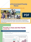 How to Operationalize the Cilmate-Environment-Poverty Nexus? Expectations from the Delhi Conference for Cancun - Presentation