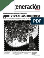 Regeneración Marzo Edición Especial