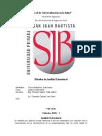 Metodos de analisis estructural