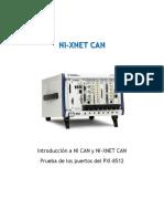 NI-XNET CAN