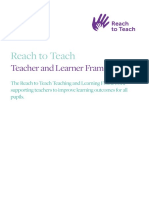 Reach to Teach Framework FINAL