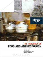 Klein y Watson eds. 2016-The Handbook of Food and Anthropology.pdf