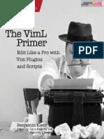 The VimL Primer