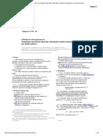 ASTM 792-08 Densidade e gravidade específica (densidade relativa) de plásticos por deslocamento1