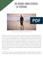 SOBRINO DE BENNY HINN CUENTA LA VERDAD – Evangelio Real.pdf