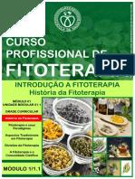 Curso Profissional de Fitoterapia - Módulo 1 - 1.1 - História da Fitoterapia.pdf