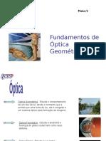 Fundamentos_optica e espelhos planos