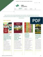 Publicações - ISPN - Instituto Sociedade, População e Natureza