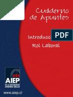 CUADERNO DE APUNTES i. ROL  LABORAL 2018