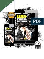 100 Tabata Workouts.pdf