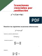 Ecuacion diferencial por sustitución.pptx