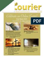 April 2020 Courier