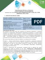 Syllabus del curso Estructura Administrativa y Legal del tema Ambiental en el país.doc