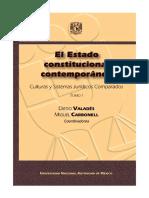 Libro el estado constitucional contemporáneo - mx