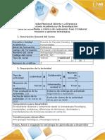 Guia de actividades y rùbrica de evaluaciòn - Fase 3