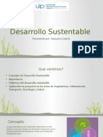 desarrollo sustentable .pptx