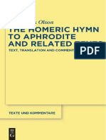 OLSON (2012) The Homeric Hymn to Aphrodite and related texts.pdf